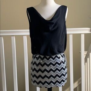 As U Wish from Nordstrom party dress size M